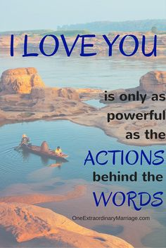 Love is a verb. It's demonstrated in how you live your life, in how you act toward one another. Your actions show so much more than your words. Today, show your love to your spouse. Show them how much you love them.  #everyday #marriage #iloveyou #actions #words #life #loveisaverb #happy #couple #marriedlife #loveyouguys