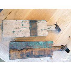 Tapasplank met krijtverf maken. In workshop mogelijk.