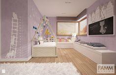 Pokój dziecka styl Skandynawski - zdjęcie od FAMM DESIGN - Pokój dziecka - Styl Skandynawski - FAMM DESIGN