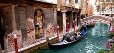 Messing about in boats - Venetian style