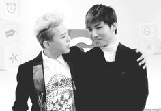 I'm not sure if I want to be GD or Dae XD