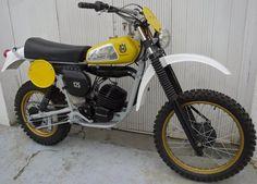 1978 Husqvarna WR125
