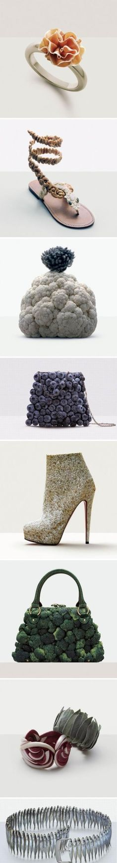 Fashion food material works