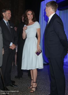 """Duchess Kate: Kate Reveals """"I Care Deeply About Life Under Our Waters"""" During Hintze Hall Re-Opening"""
