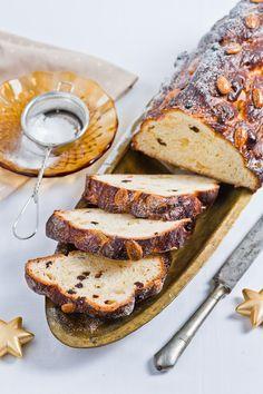 sweet christmas bread