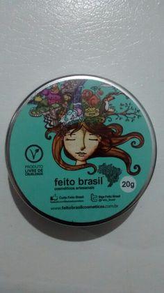 Feito Brasil - Marca brasileira de cosméticos vegana. #