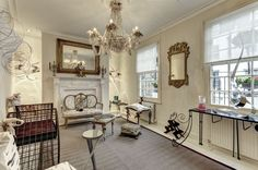 David Shilling's Homer Street property, on the market with Beauchamp Estates