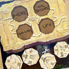 10 Secret Design Ideas To Enchant your Escape Room With Fun & Magic stone puzzle unsolved Escape Room Design, Escape Room Diy, Escape Room For Kids, Escape Puzzle, Escape Room Puzzles, Geocaching, Escape Box, Spy Party, Game Design