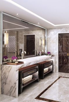 Luxury Hotels To Inspire You / hospitality design, luxury hotels, hotel interior design, #hospitalitydesign #hotelinteriordesign #luxuryhotels If you enjoy it, don't forget to visit us: http://brabbucontract.com/projects