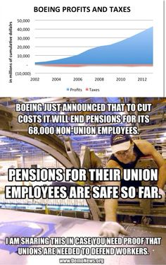 How can a company simply end paying its pension commitments to employees? How is that legal? How is that moral? Once again, money and greed win out over morality. Bernie Sanders, Labor Union, Show Me The Money, Socialism, Greed, Social Justice, Economics, Just In Case, Thoughts