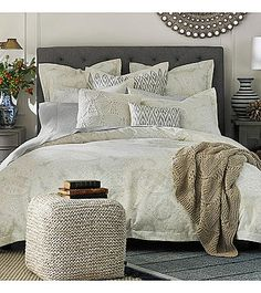 Tommy Hilfiger® Mission Paisley Bedding Collection | Bon-Ton