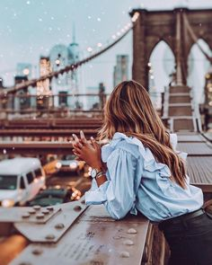 dreamy in the city New York NYC New York City Travel Honeymoon Backpack Backpacking Vacation Budget Off the Beaten Path Wanderlust Travel Pictures, Travel Photos, Travel Ideas, Girl Pictures, Travel Images, Travel Hacks, Photography Poses, Travel Photography, Sport Photography