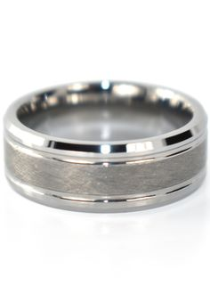 Bridal & Wedding Party Jewelry Inventive Titanium Grooved Beaded 6mm Wedding Ring Band Size 12.50 Fashion Jewelry Gifts Engagement & Wedding