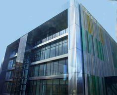 LOQUE QUIRÚRGICO, HOSPITAL GENERAL VALENCIA, 2011 Facades, Valencia, Multi Story Building, Facade