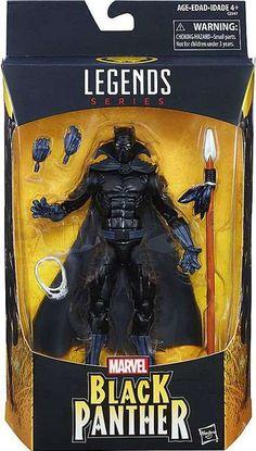 ToyzMag.com » Marvel Legends : nouvelle figurine exclusive Black Panther