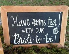 Bridal Shower Tea Party Ideas » HotRef Blog