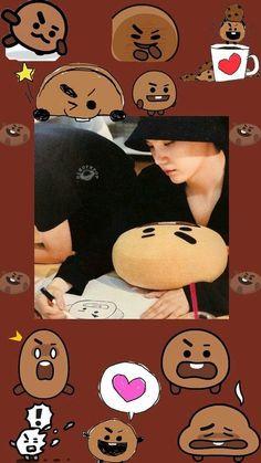Min Yoongi Bts, Bts Taehyung, Bts Bangtan Boy, Bts Boys, Bts Jimin, Bts Kawaii, Bts Backgrounds, Shared Folder, Bts Drawings