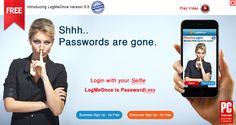 LogMeOnce presents the best online password manager with two-factor authentication, multi factor authentication and adds a second layer protection to your device. Best Password Manager, Password Security, Multi Factor Authentication, Business Signs, Identity, Software, Management, Latest Technology, Personal Identity