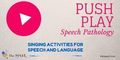 Singing Speech Pathology