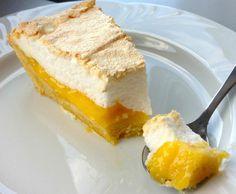 Tarte au citron (Coriander is the new Basil)