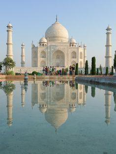 Taj Mahal, Trip to India 2011