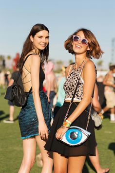 50+ stylish looks from Coachella to steal for summer!