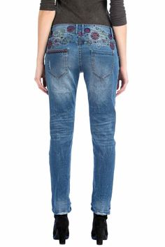 57D26C9_5053 Desigual Jeans Andrew, Canada