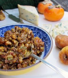 Homemade Gift Recipe To Give or Keep: Fig & Olive Tapenade for Blue Cheese — The Cheesemonger