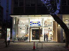 First IKEA 'Planning Studio' Opens on Tottenham Court Road Ikea Design, Kitchens And Bedrooms, Home Hardware, New City, Large Homes, Big Project, London City, Home Projects, Home Improvement
