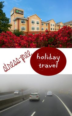 Doing some travel this holiday season? Click the pic for tips on making it all stress-free! See why Extended Stay America is a smart choice for accommodations! #AD