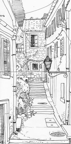paisaje urbano Fashion sketches sketchbooks colour 54 Ideas for 2019 Architecture Drawing Sketchbooks, Sketchbook Drawings, Drawing Sketches, Ink Drawings, Architecture Sketches, Sketchbook Ideas, Drawing Faces, Drawing Tips, Urban Sketching