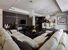 Элегантная квартира в Варшаве, Польша. Интерьер разработан HOLA Design. - Дизайн интерьеров | Идеи вашего дома | Lodgers
