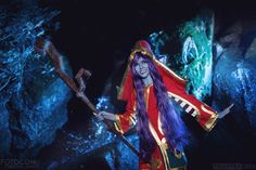 There is my cosplay :P #pugoffka #Lulu #Lol #Leggueoflegends #Leagueoflegendscosplay #cosplay #cosplaygirl #blue #yordle #fantazy #witch #suport #fayry #blueface #bodypainting