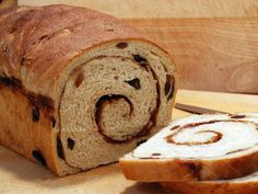 Cinnamon raisen bread to die for! Could eat the whole loaf.