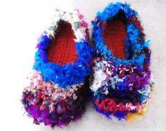 sari yarn crochet patterns - Google Search