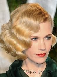 Image result for vintage 20s hairstyles for short hair