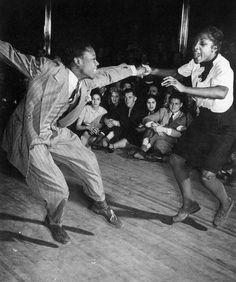 Cornell Capa      The Savoy Ballroom, Harlem, New York       1939