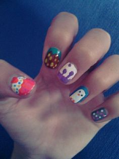Uñas Decoradas Distintas