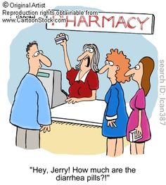 Pharmacies funny cartoons from CartoonStock directory - the world's largest on-line collection of cartoons and comics. Pharmacy Meme, Pharmacy School, Pharmacy Technician, Funny Cartoons, Funny Comics, Surgeon Simulator, Science Humor, Funny Science, Tech Humor