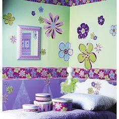 Wall Decor for Little Girls bedroom