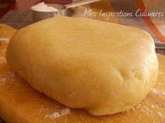 pate sablee aux amandes.... pour de belles tartes | Le Blog cuisine de Samar