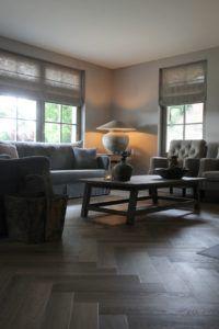 Interieurprojecten - Frieda Dorresteijn Cottage Design, Rustic Interiors, Rustic Chic, Decoration, Room Inspiration, Dining Bench, Family Room, Sweet Home, Living Room
