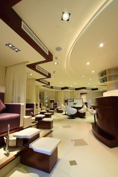 The Nail Spa Arabian Ranches Dubai     www.thenailspa.com