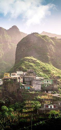 Fontainhas Cape, Verde