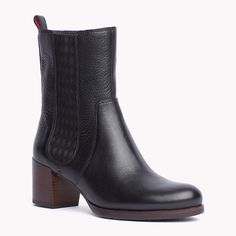 Tommy Hilfiger Harper Boot. Part of our Tommy Hilfiger Women's Footwear Collection