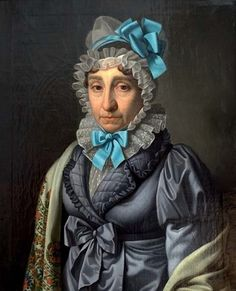 Ida Louise Frederike Engels, geboren Noot, ca. 1815 (Heinrich Christoph Kolbe) (1771-1836) Location TBD