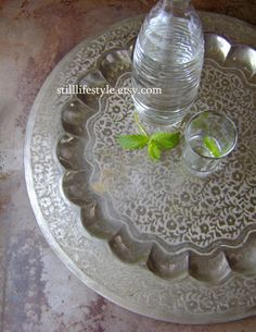 Vintage+Indian+Etched+Tray+Etched+Brass+Tray+by+stilllifestyle,+$90.00