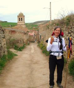 Sunburned and tired - I logged almost 1000K on my walk across Spain! Camino Pilgrimage,The Way Santiago de Compostela, Camino