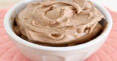 Crema moka para relleno | Recetas de Cocina faciles.