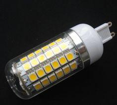 G9/E27/E14 10W LED Lyspære 230V 5050 69SMD
